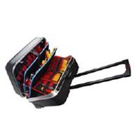 99LB106 116 PIECES VDE INSULATION POLE SET TOOLS Trolley Bag